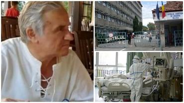 Specialist ATI din Vâlcea, răpus de coronavirus după ce a refuzat vaccinarea. S-a stins chiar în secția în care lucra