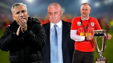 """Dumitru Dragomir știe de ce e CFR Cluj favorită la titlu în fața FCSB: """"Fiecare joacă pentru el, nu pentru echipă!"""". Exclusiv"""