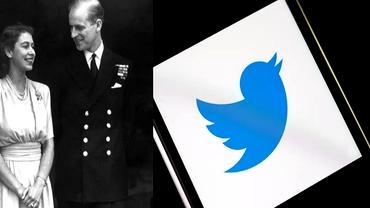 Rețeaua Twitter, inundată de meme-uri după moartea Prințului Philip. Ce imagine a apărut cu Regina Elisabeta