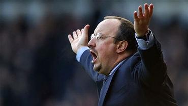 Rafael Benitez are viață grea la Everton. Fanii nu-l înghit. Ce refren i-au cântat spaniolului