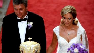 Câți bani a câștigat Gabriela Firea la nunta cu Florentin Pandele? Să te tot căsătorești așa