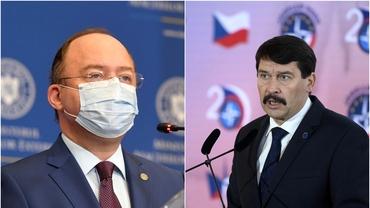 """România reacționează față de Budapesta după ce președintele Ungariei comparase ocuparea Crimeii cu Tratatul de la Trianon: """"Mesaj extrem de nepotrivit"""""""