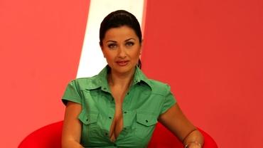 Gabriela Cristea, apariție de milioane după sarcină! Decolteul ei a atras toate privirile