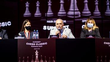"""Augusta Dragic, Președinte Superbet Foundation: """"Ne propunem să lansăm un program național de promovare a șahului în toate școlile"""