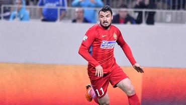 Budescu rămâne la FCSB:
