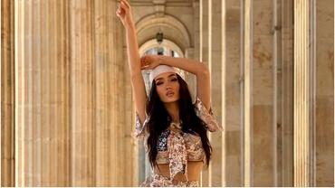Cine este Viviana Sposub, noua concurentă de la Bravo, ai stil! Celebrities. A lucrat la Pro TV și Antena 1