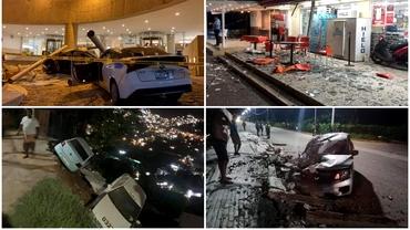 """Imagini înfiorătoare surprinse în timpul cutremurului din Mexic! """"Ajutor! Ce Dumnezeu se întâmplă?"""". Video"""