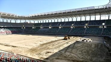 Stadioanele Ghencea, Giulești și Arcul de Triumf vor avea gazon hibrid! Va fi montat de aceeași firmă contractată de olteni pentru