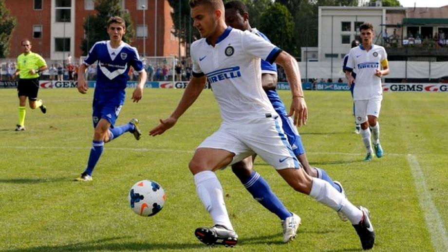 Mutare NEAŞTEPTATĂ pentru George Puşcaş! Unde îl trimite Inter în sezonul viitor