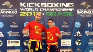 Stanciu a cîştigat Cupa Mondială de kickboxing