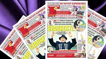Revista Fanatik, număr nou! De ce l-au trădat body-guarzii pe Ceaușescu, analiză Cornel Dinu CFR Cluj vs FCSB, interviu exclusiv Edi Iordănescu