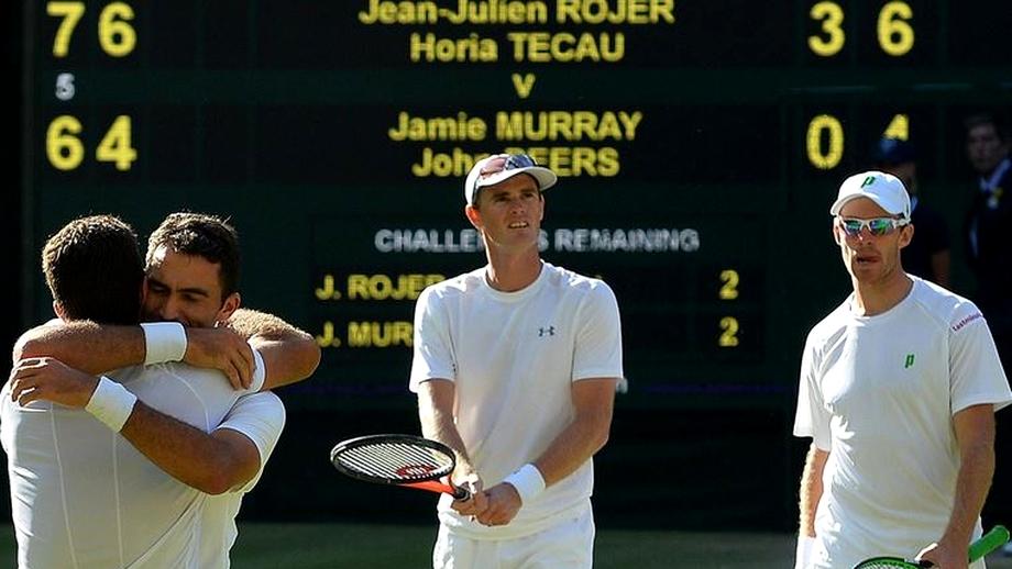 ISTORIC! Tecău şi Rojer sînt LIDERI mondiali după victoria de la Wimbledon