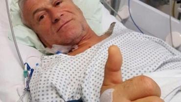 Cancerul l-a împins să renunţe la antrenorat! Ce va face, în continuare, Liţă Dumitru