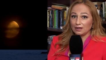 Avertismentul astrologului Cristina Demetrescu. Ce ne aduce SuperLuna Sângerie din 26 mai în zodia Săgetător