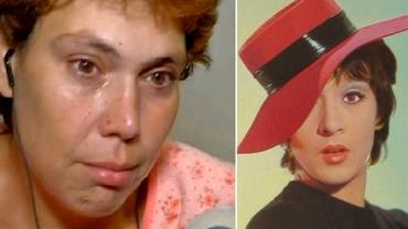 Ioana Tufaru, dărâmată de durere la mormântul mamei sale. Au trecut 28 de ani de când Anda Călugăreanu le cântă îngerilor