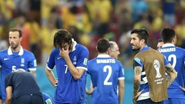 EURO 2016. Grecia, DECIMATĂ înainte de meciul cu Insulele Feroe