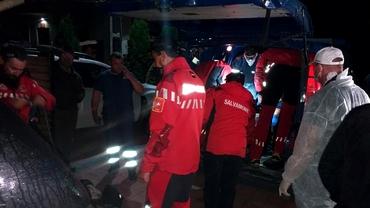 Imagini dramatice în Munții Rodnei. Un turist german a murit lovit de trăsnet. Alte 16 persoane, blocate în zonă