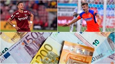 Câţi bani ia CFR Cluj de la principalul sponsor de pe tricou! A depăşit-o pe FCSB şi e cel mai tare contract din Liga 1. Exclusiv