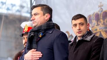Exclusiv. Mihai Chirica, primarul Iaşului, îl desfiinţează pe George Simion la doi ani după ce l-a susţinut: