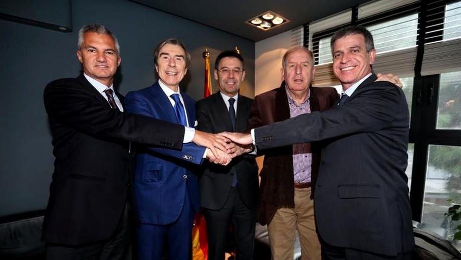 OFICIAL! Ariedo Braida este noul director sportiv al Barcelonei