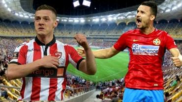Dinamo și FCSB, transferuri spectaculoase în ultimele zile din perioada de mercato. Cum s-au schimbat cele două formații