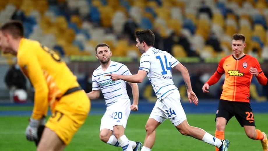Mircea Lucescu, victorie uriașă cu Șahtar Donețk. Reacție superbă la final: