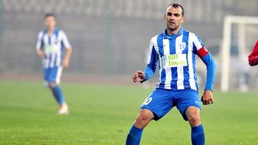 Pleşan, OUT o săptămînă şi este incert pentru derby-ul Băniei cu FC U Craiova!