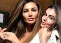 Monica și Ramona Gabor, alături de sora cea mare. Cum au apărut cele 3, într-un restaurant din Dubai