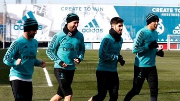 Real Madrid, filată de agenţia anti-doping? Vizită surpriză