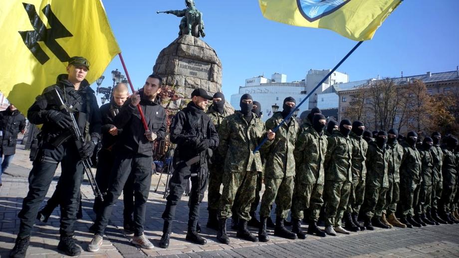 Ultraşi DINAMOVIŞTI pe frontul din Ucraina! AFLĂ cu cine ŢIN!