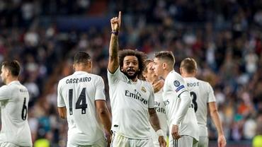 Marcelo va juca în returul Chelsea - Real Madrid din Liga Campionilor. Cine l-a ajutat pe fotbalist să urce în avionul de Londra