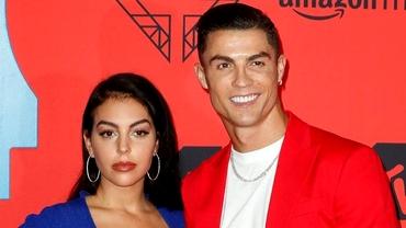 Cristiano Ronaldo și Georgina, bijuterii de milioane de euro. Care e cel mai scump accesoriu. Foto