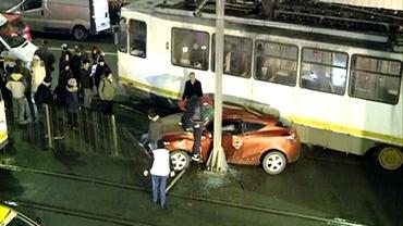 VIDEO / ACCIDENT GRAV în Pasajul Victoriei