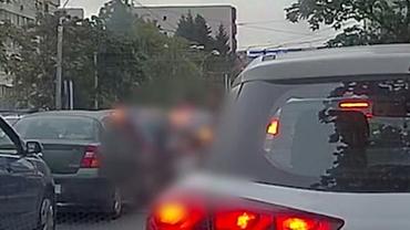 Șofer înjunghiat în cartierul Crângași din Capitală. Totul a pornit de la o discuție aprinsă în trafic