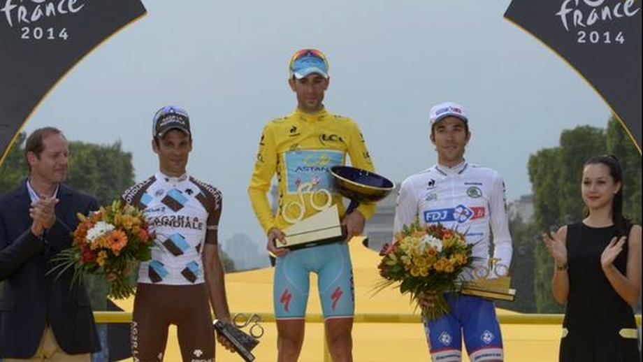 Nibali, primul italian care cîştigă Le Tour după 16 ani!