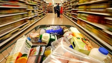 Scumpiri record la alimente, în 2019! Prețurile nu au mai fost așa din 2003