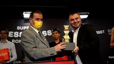 Shakhriyar Mamedyarov, marele învingător de la Superbet Chess Classic. Pe ce locuri au terminat Lupulescu și Deac