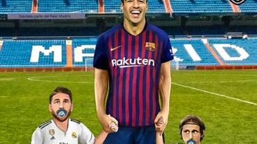 """Cele mai amuzante """"meme-uri"""" după victoria Barcelonei pe Bernabeu! """"Ai grijă, Messi. E o muscă pe fața ta"""". Foto"""