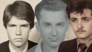 Cum arătau Klaus Iohannis și Ion Iliescu în timpul liceului! Imagini de colecție și cu alte nume grele ale politicii românești