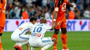 PARIURI. Marseille, în cădere liberă! Lorient a produs ŞOCUL săptămînii