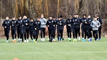 Fotbaliştii din Liga 1, cu măşti pe faţă la antrenamente?! Primele reacţii din fotbalul românesc: