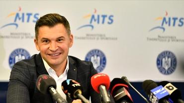 """Ionuţ Stroe a anunţat schimbarea testelor COVID-19 pentru sportivi: """"Se deblochează competiţiiile"""""""