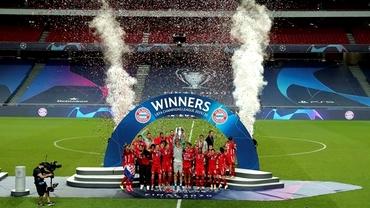 UEFA, încasări de 3,85 de miliarde de euro pe an! Majoritatea banilor vin din drepturi tv