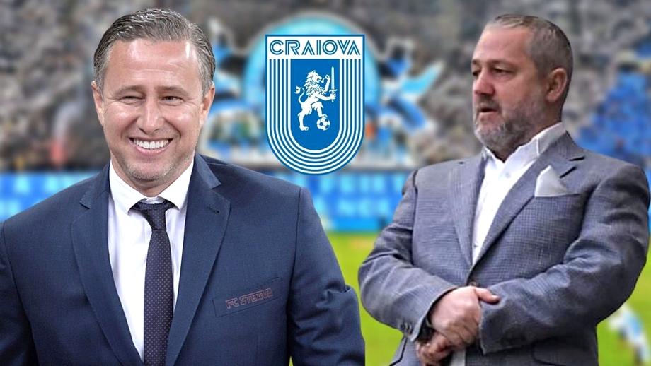 Exclusiv. Câţi bani primeşte Laurenţiu Reghecampf, noul antrenor al Universităţii Craiova! Detaliile contractului de titlu!