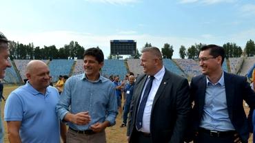 CSA Steaua, scandal cu generaţia 86 la demolarea stadionului.