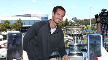 Andy Murray a primit wildcard pentru Australian Open 2021 / Alex Mitriță, gol spectaculos pentru Al-Ahli. Video