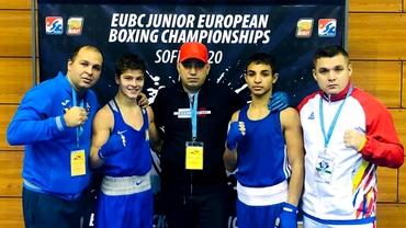 Succese fantastice pentru pugiliști. România a cucerit Europa la box!