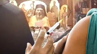 Scandal în BOR! Un preot şi-a îndemnat enoriașii să nu se vaccineze: