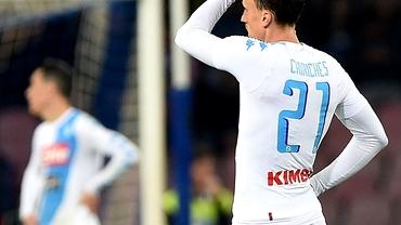 Vlad Chiricheş a revenit pe teren după trei luni. A jucat în amicalul cu Cremonese