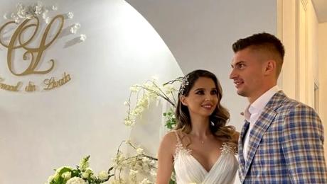 Florin Tănase s-a căsătorit cu Medeea Turcescu! Cum şi-a făcut apariţia Florinel Coman la eveniment. Update exclusiv